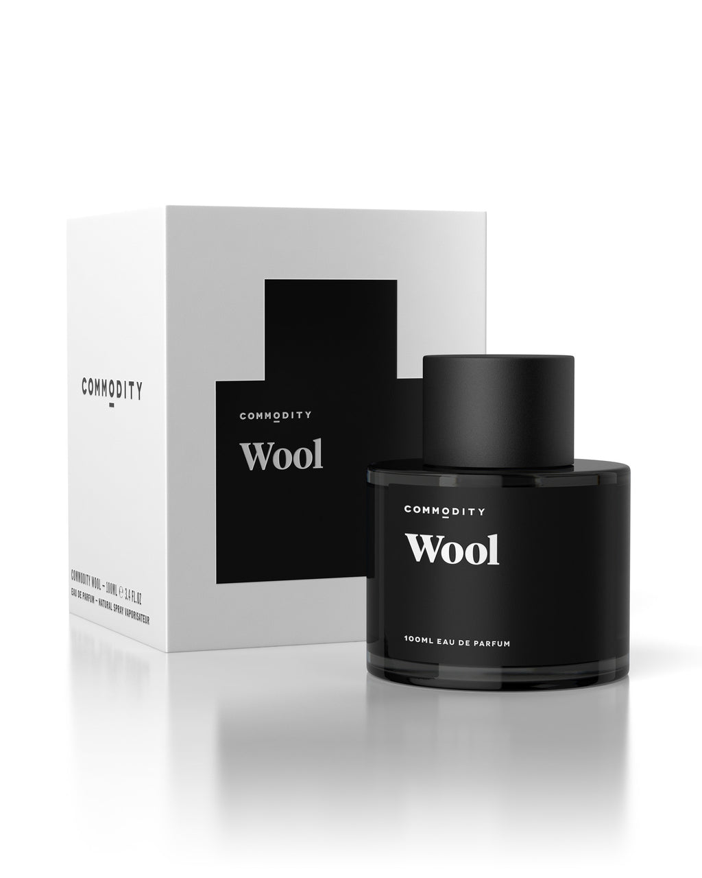 Commodity Wool 100ml EDP