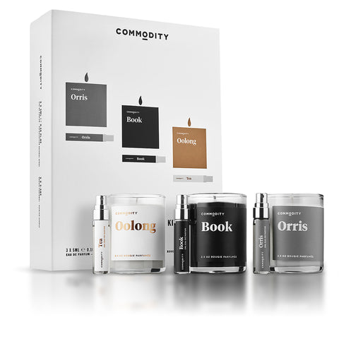 Commodity 3x3 Exploratory Kit
