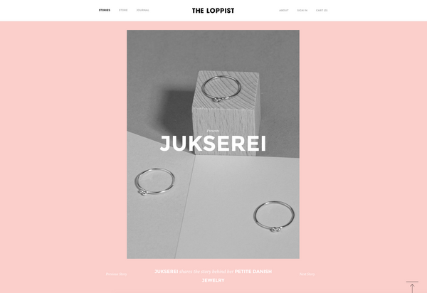 JUKSEREI x The Loppist