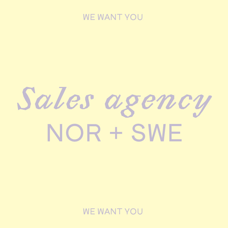 Sales Agency Norway and Sweden