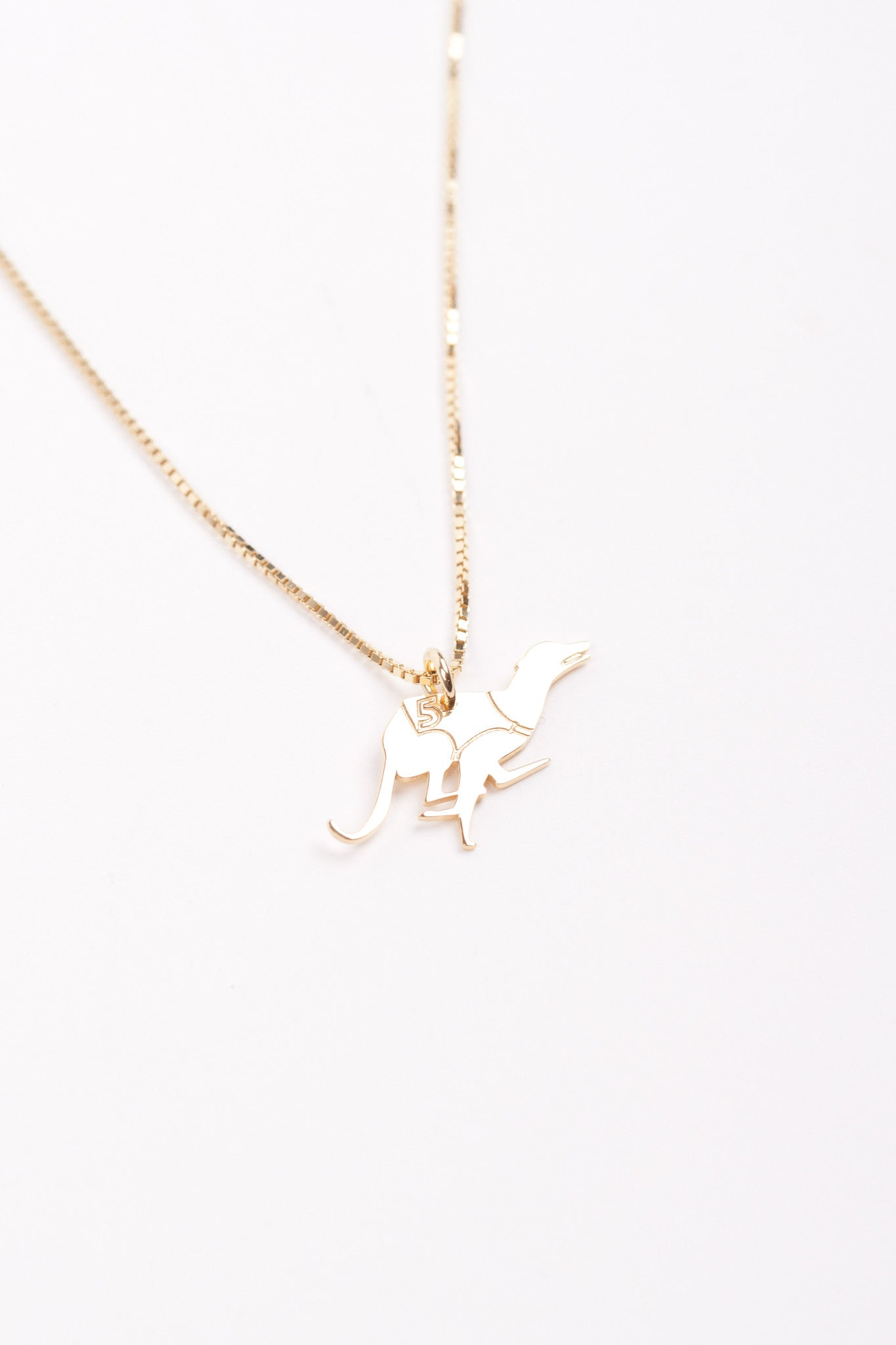 WINNING DOG NECKLACE