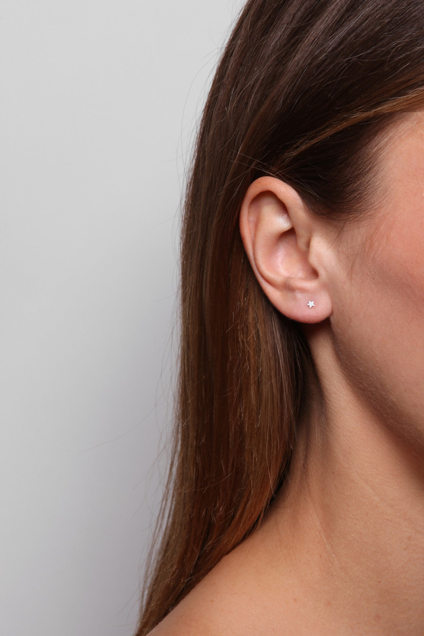 LITTLE STAR EAR STUD