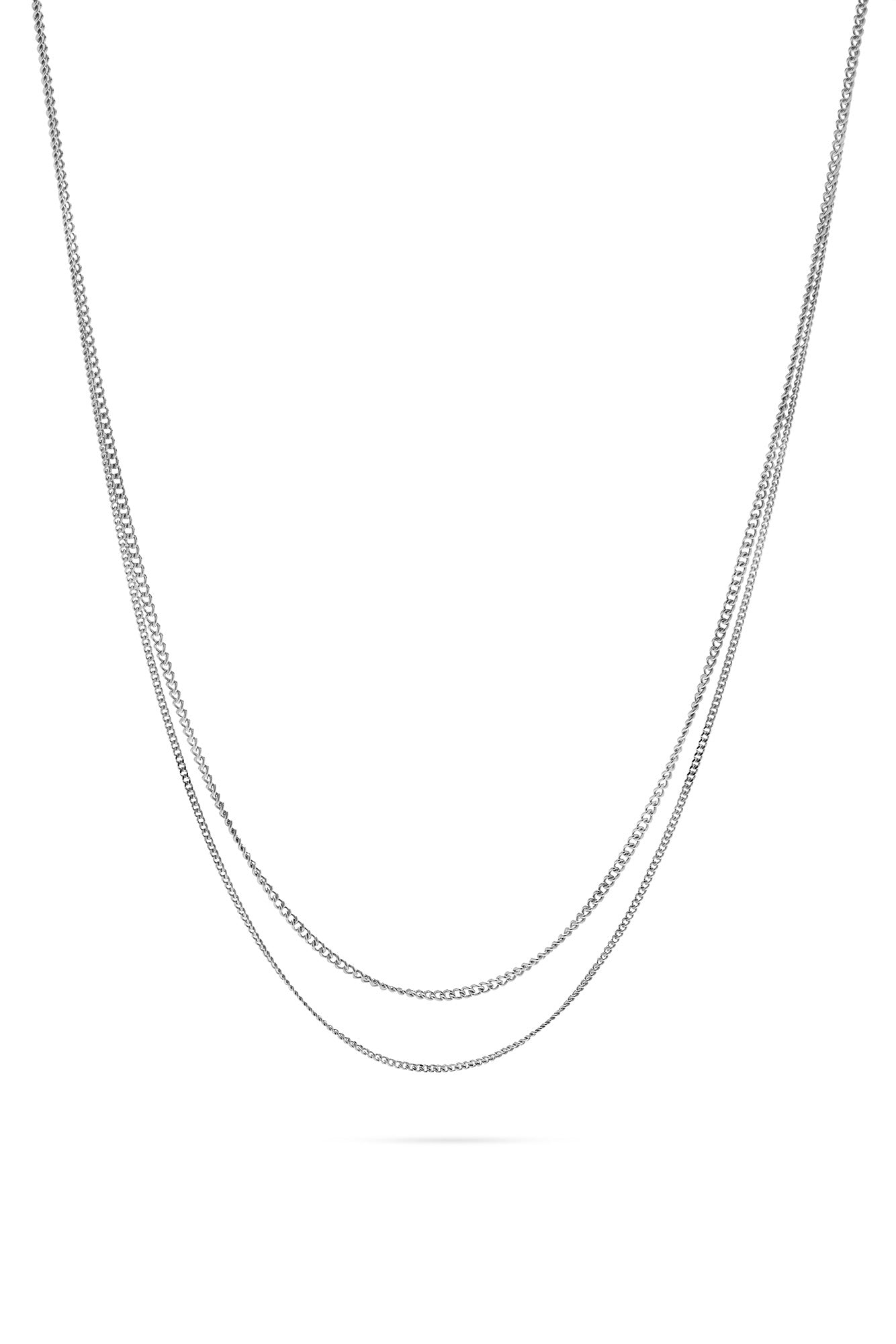 LE DOUBLE GRUMETTA NECKLACE