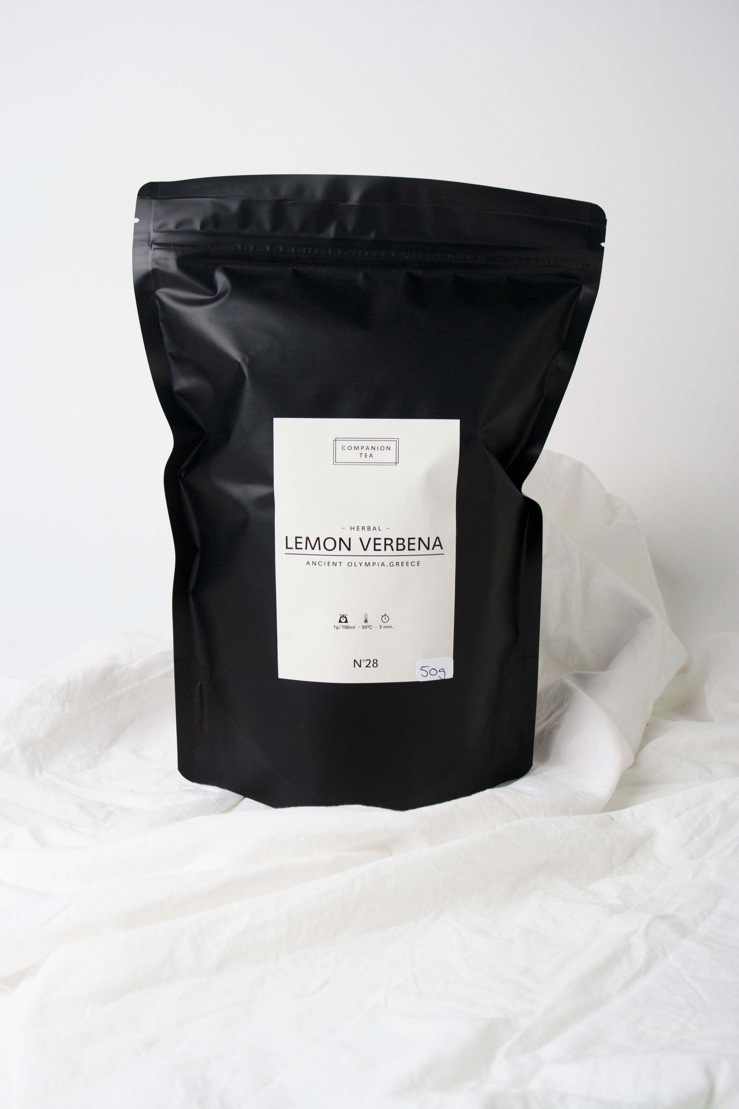 Companion Tea · Lemon Verbena 50g