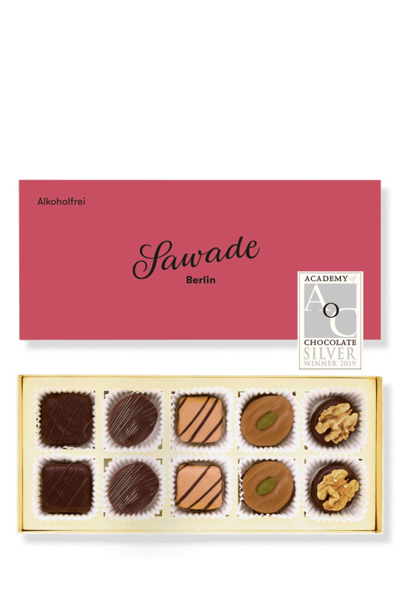 Sawade - Big Mixed Praline Chocolate Box