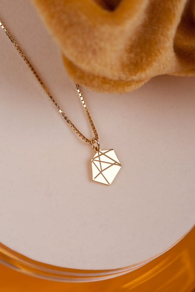 HEDRON NECKLACE