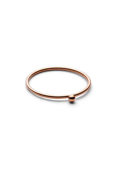 POLLEN RING · ROSE GOLD