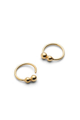 POLLEN TWIST EARRING