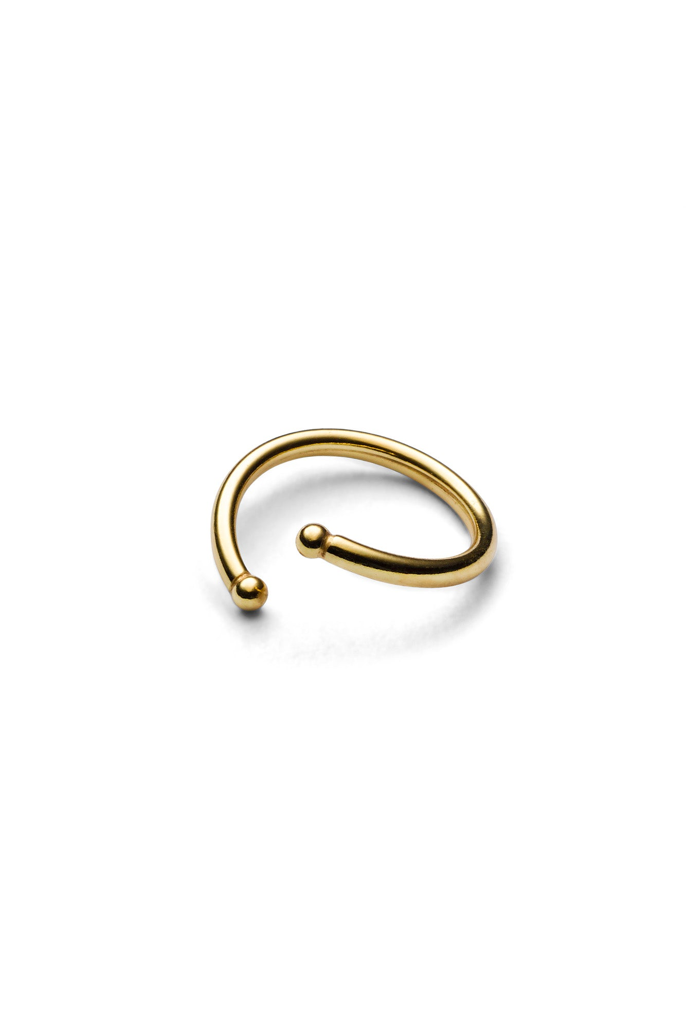 SPRING KNUCKLE RING