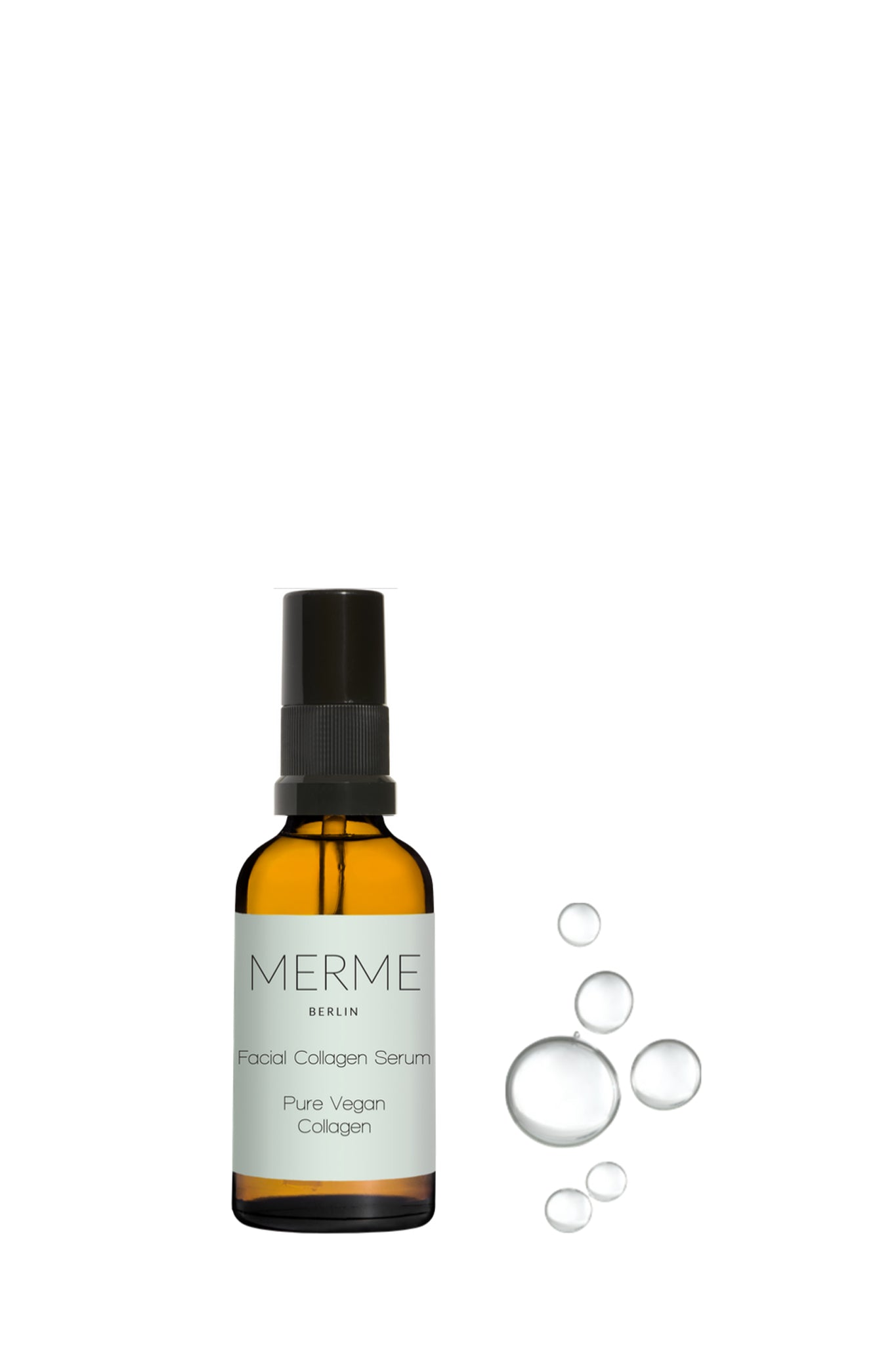 MERME - Organic Facial Collagen Serum