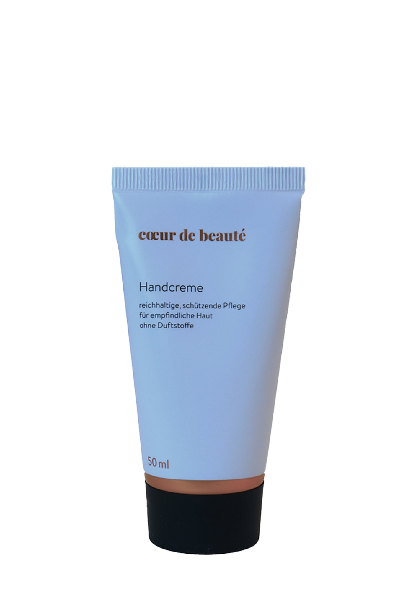 Coeur de Beauté · Natural Hand Cream Fragrance Free 50ml