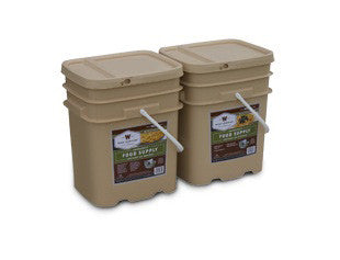 240 Serving Meal Package - The Prepper Supply