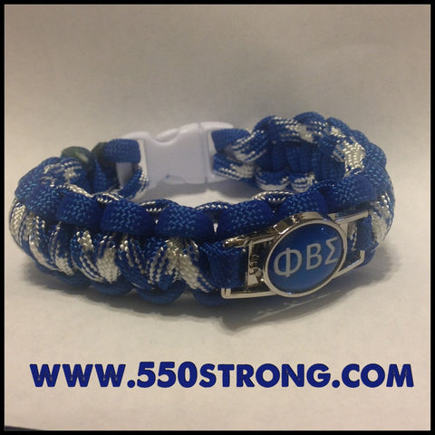 Paracord - Phi Beta Sigma - 550strong