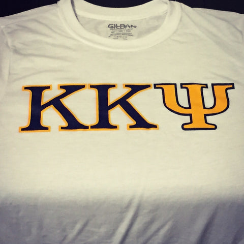 Greek - Kappa Kappa Psi T-Shirt - 550strong