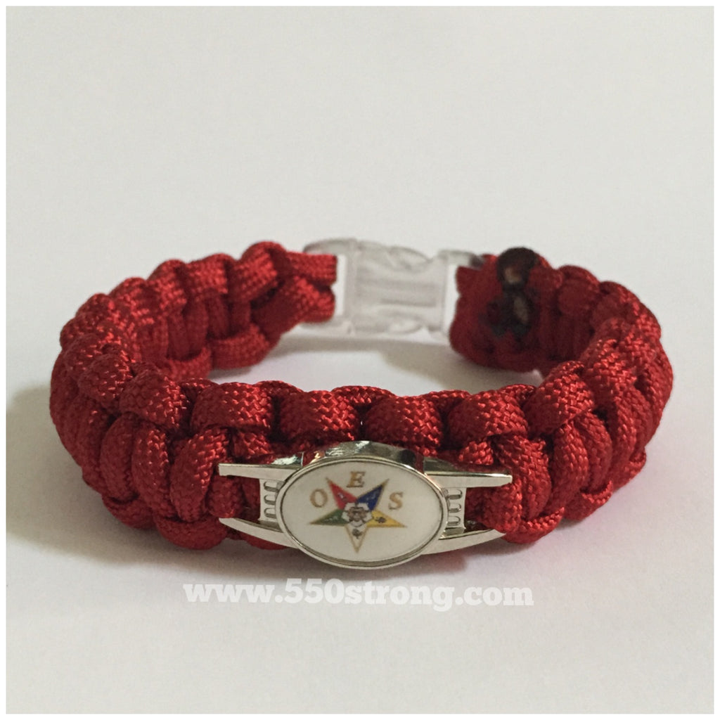 Paracord - Order Of The Eastern Star (OES) II - 550strong