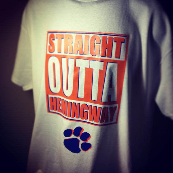 Straight Outta Custom T-Shirts - 550strong