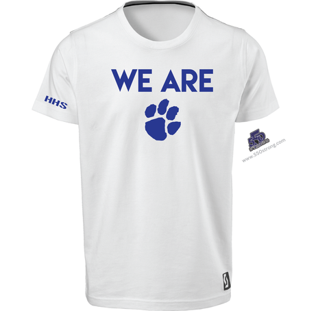HS - We Are Hemingway High School T-Shirt - 550strong