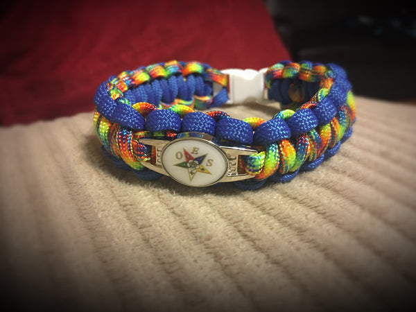 Paracord - Order Of The Eastern Star (OES) - 550strong