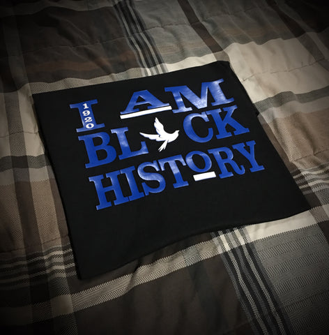 Greek - Zeta - I Am Black History - 550strong