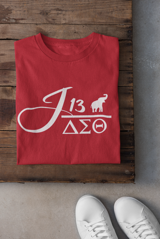 Greek - Delta Sigma Theta J13 v2 Shirt - 550strong