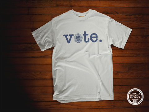 Greek - Tau Beta Sigma Vote Shirt - 550strong
