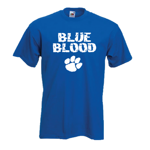 HS - Blue Blood T-Shirt - 550strong