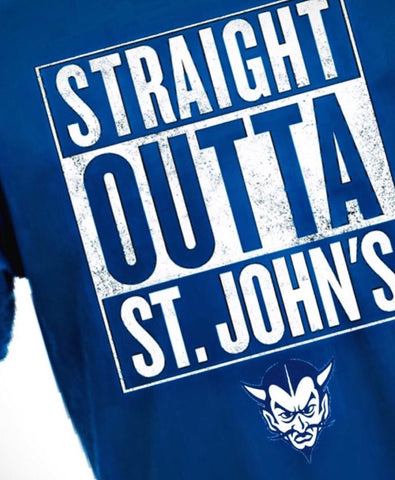 HS - Straight Outta St John's High School T-Shirt - 550strong