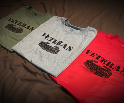 Military - Veteran CAB (Combat Action Badge) Shirt - 550strong