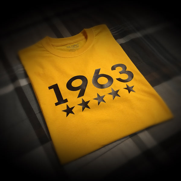 Greek - IOTA 1963 T-Shirt - I2 - 550strong