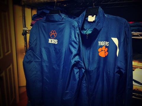 HS - Hemingway Tigers Blue Jacket - 550strong