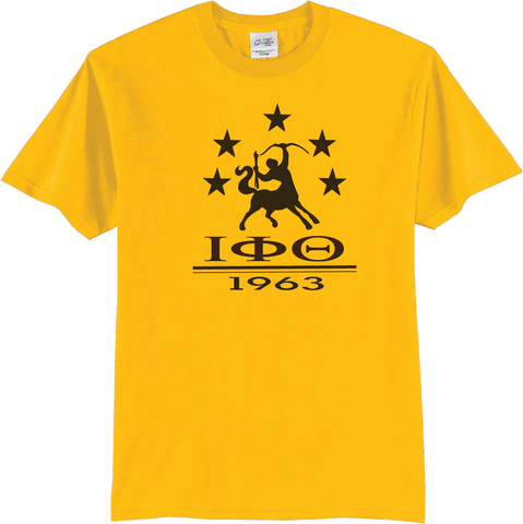 Greek - IOTA T-Shirt - I1 - 550strong