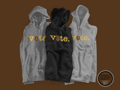 Greek - IOTA Vote Hoodie - 550strong