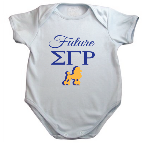 Greek - Future SGRho Shirt - 550strong
