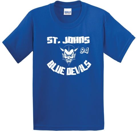 HS - St John 94 Blue Devils T-Shirt - 550strong
