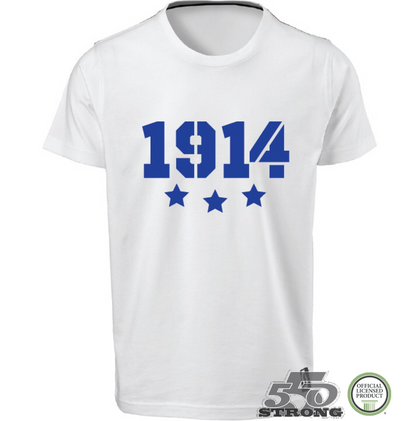 Greek - 1914 - G - Phi Beta Sigma Greek T-Shirt - 550strong