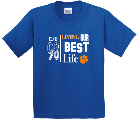 HS - Best Life Hemingway High School T-Shirt - 550strong