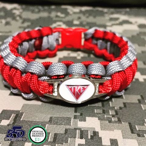 Paracord - Tau Kappa Epsilon - 550strong