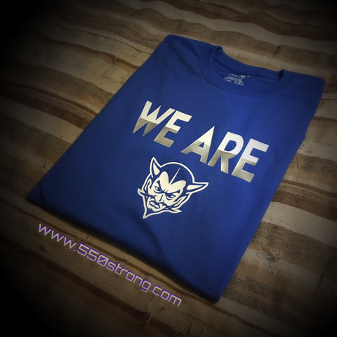 HS - We Are St John's High School T-Shirt - 550strong