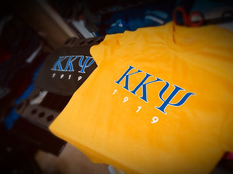 Greek - Kappa Kappa Psi 1919 T-Shirt - 550strong