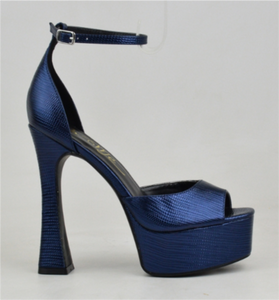 Brookyln Nights Platform Heel