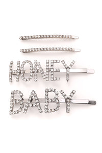 Honey Baby Hairpin Set