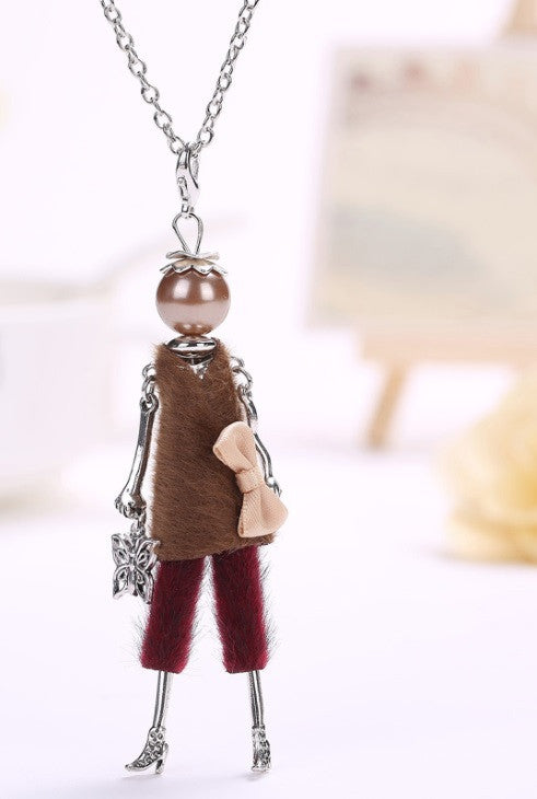 Fashionista Pendants