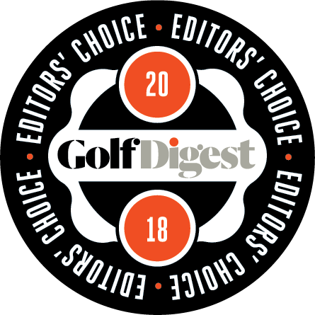 "2018 Golf Digest 'Editor's Choice"" for Best Sunscreen in Golf"