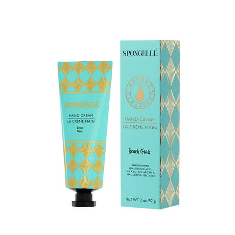 Spongelle Hand Cream Beach Grass