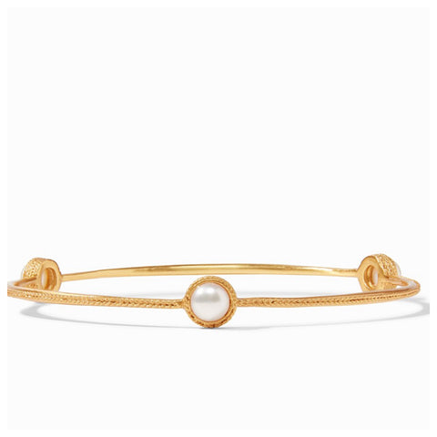 Julie Vos Calypso Round Bangle