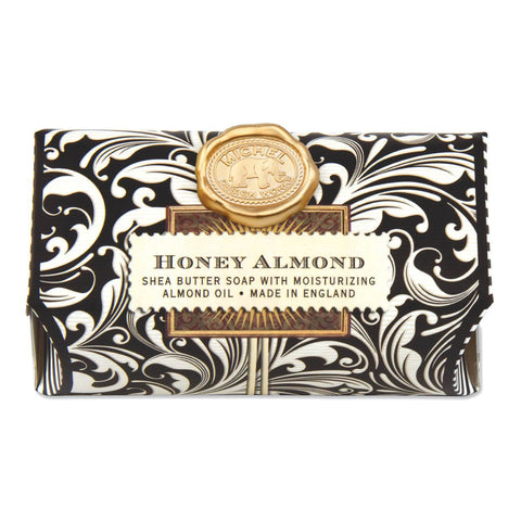 Honey Almond Large Bath Soap Bar