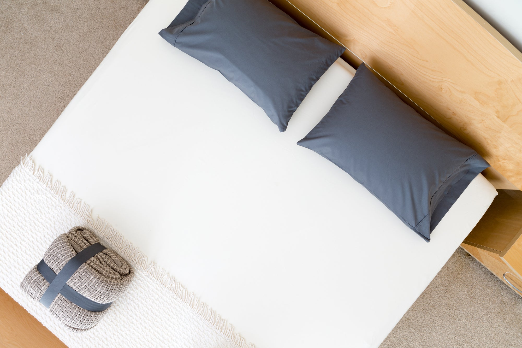 How Making Your Bed Can Help You Sleep at Night
