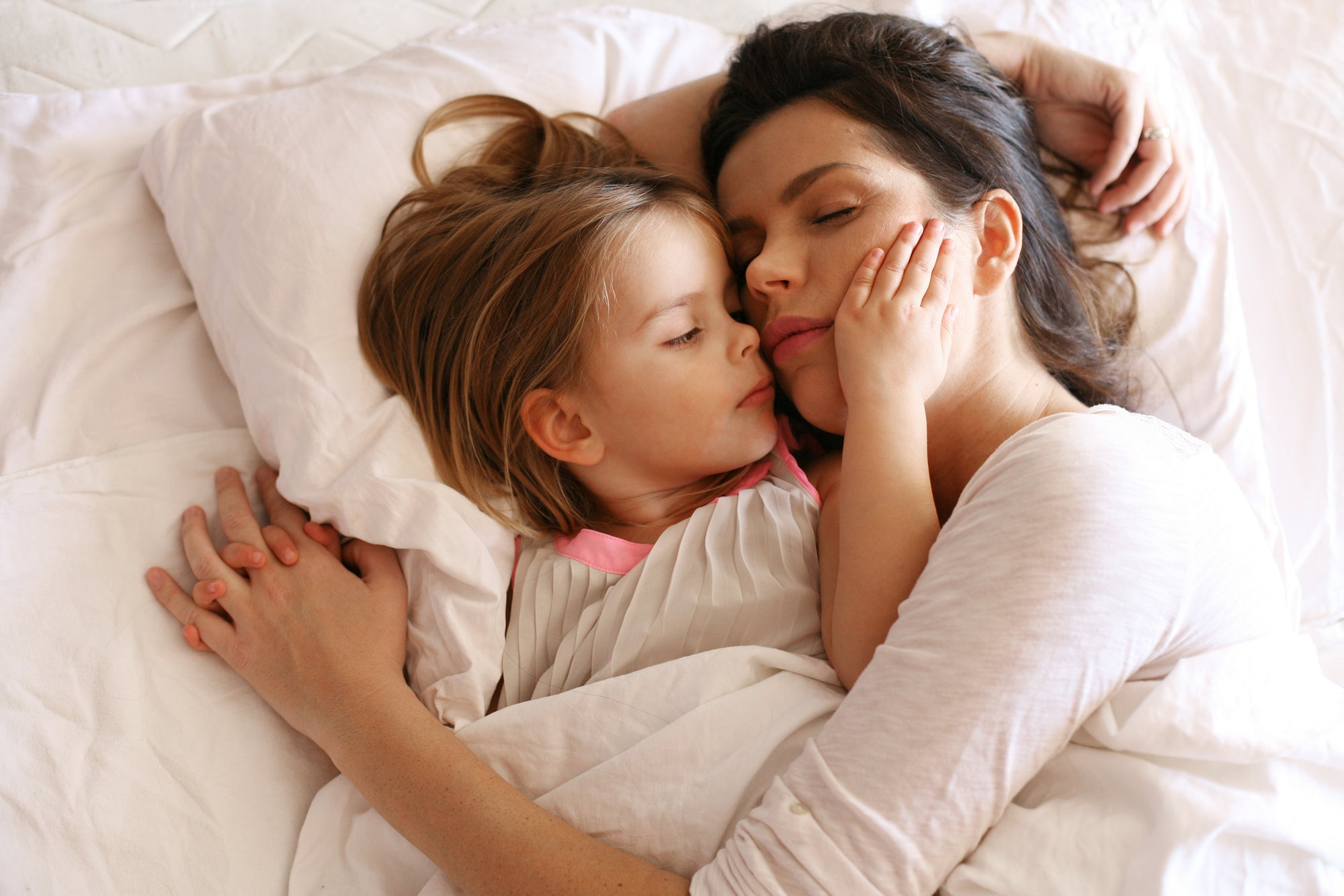 Mothers Experience More Sleep Challenges Than Fathers, According To Our New Study