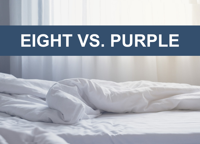 Eight vs. Purple: The Ultimate Mattress Battle