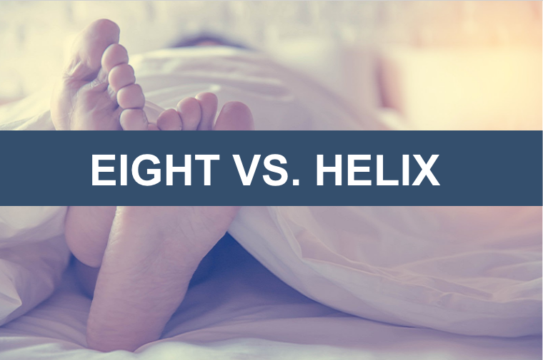 Eight vs. Helix: The Ultimate Mattress Battle